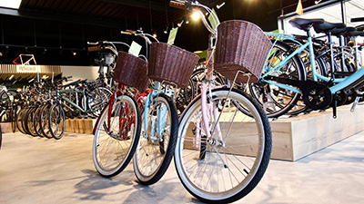 Vente de vélos de ville à Hazebrouck